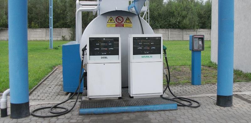 Tankomat TA08 - bezobslužná čerpací stanice. Tankovací automat QUITEC
